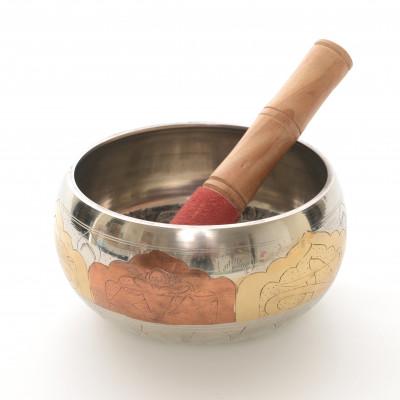 Tibetan Singing Bowl 16 cm